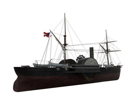 CSS Patrick Henry Stock Photo - 25110267