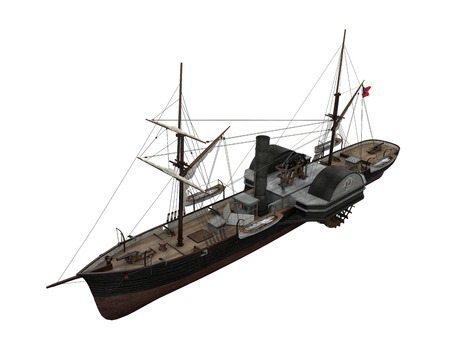 CSS Patrick Henry Stock Photo - 25110273