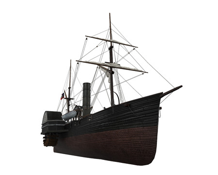 CSS Patrick Henry Stock Photo - 25110279