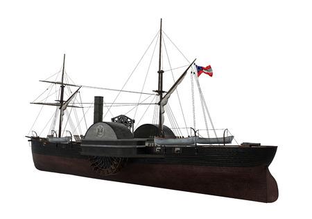 CSS Patrick Henry Stock Photo - 25110284