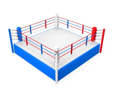 Boxing Ring photo