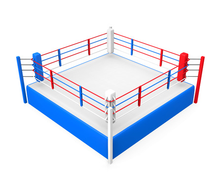 boxing sport: Boxing Ring