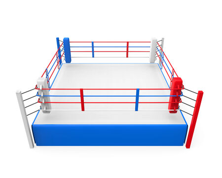 wrestling: Boxing Ring