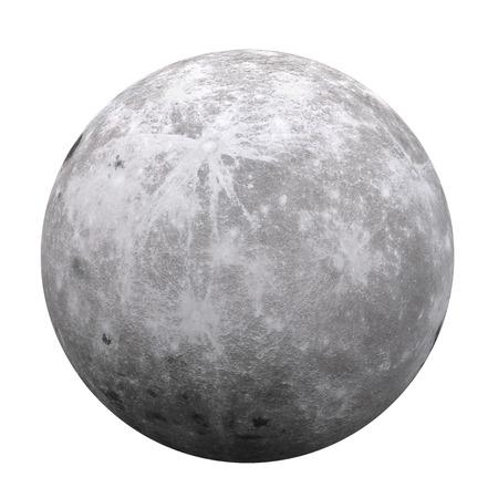 満月の分離