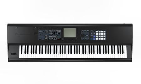 Black Synthesizer