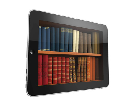 Digital Library Tablet photo
