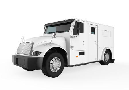 运输: 裝甲卡車