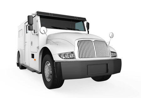 armored truck: Armored Truck