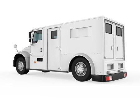 수송: 장갑 트럭 스톡 콘텐츠