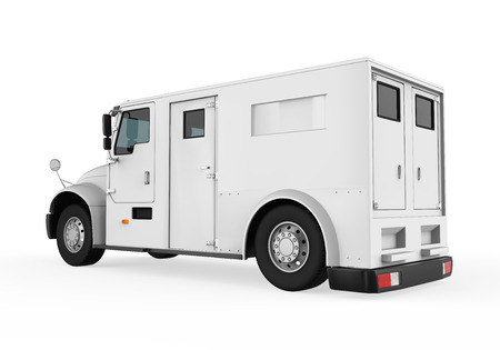 Armored Truck photo