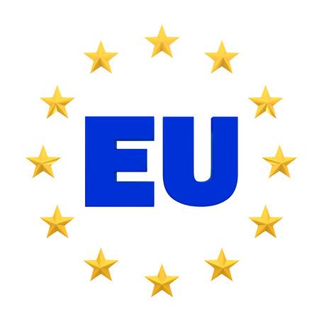 European Union Symbol photo