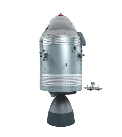 아폴로 명령 서비스 모듈