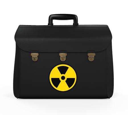 bombe atomique: Football nucléaire serviette