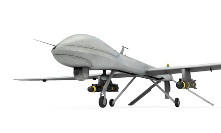 Military Predator Drone photo