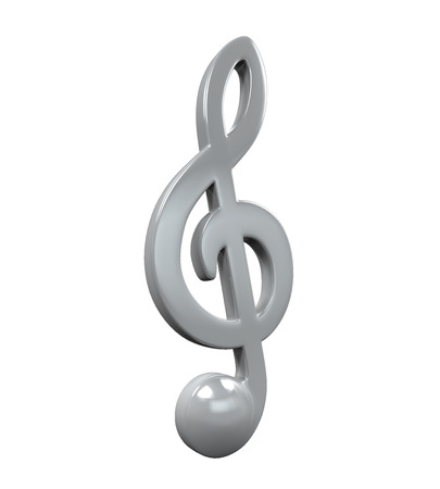 key signature: Music Note Icon