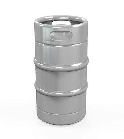 keg: Metal Beer Keg