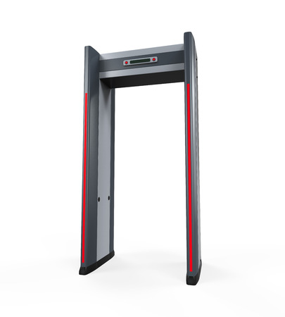 metal detector: Walk Through Detector