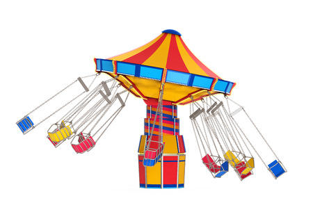 Carnival Swing Ride photo