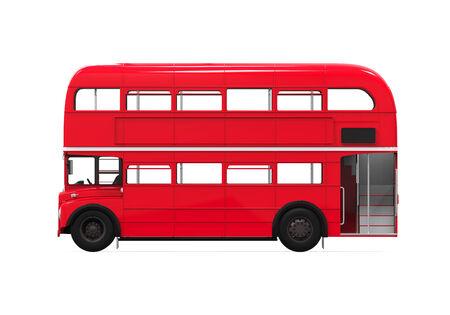 old bus: Double Decker Bus