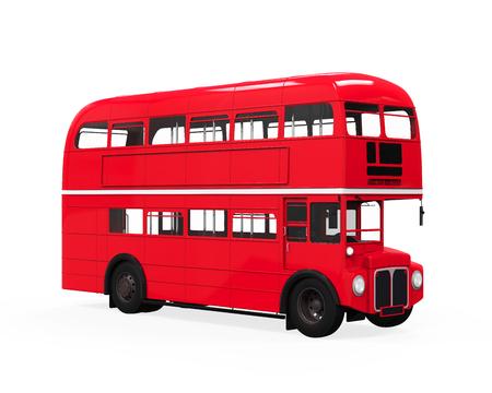 bus anglais: Double Decker Bus