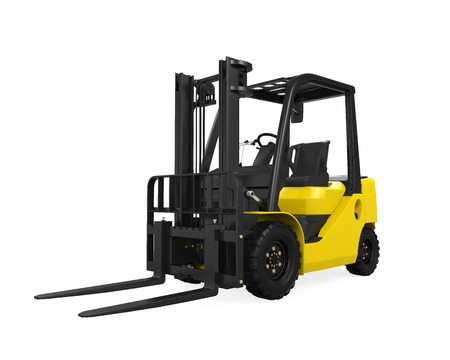 Forklift Truck photo