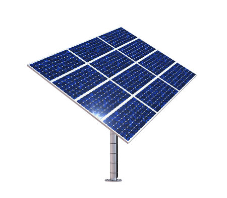 Solar Panel Isolated photo