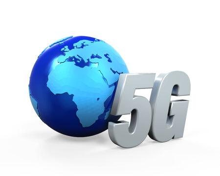 5g: 5G Network Icon