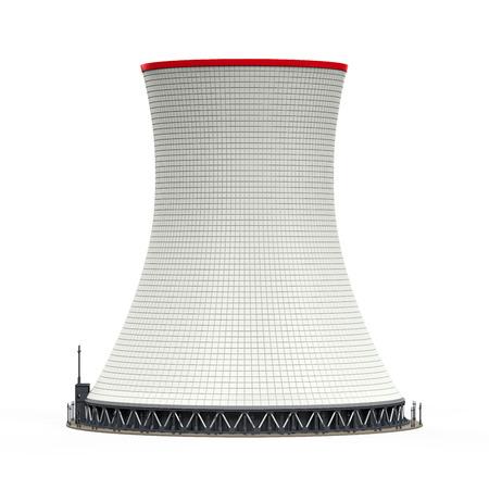 turbina de vapor: Planta de Energía Nuclear