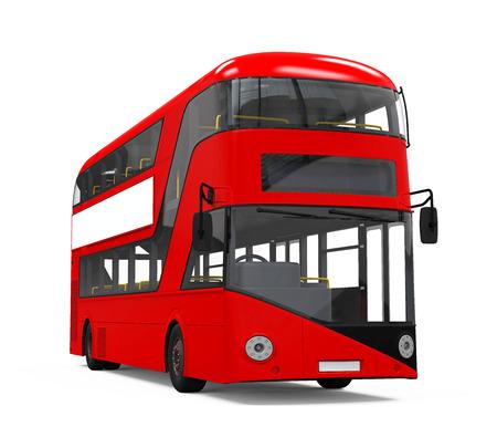 Double Decker Bus photo