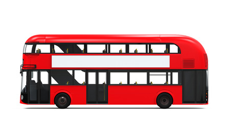 london bus: Double Decker Bus
