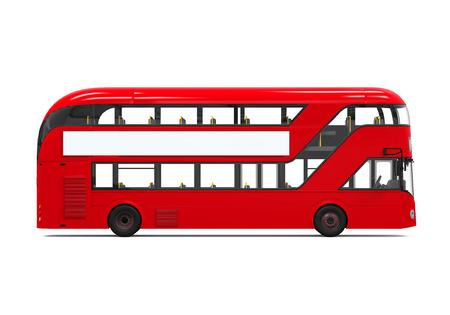 chofer de autobus: Double Decker Bus