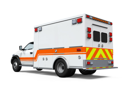 Ambulance Car photo