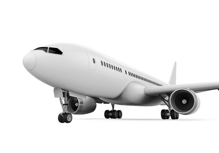 商業飛行機 写真素材 - 31322095