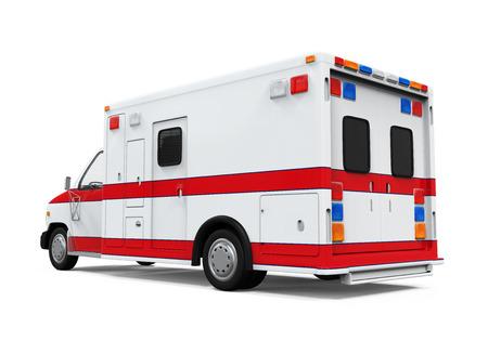 ambulance car: Ambulance Car