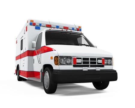 Ambulance Car photo