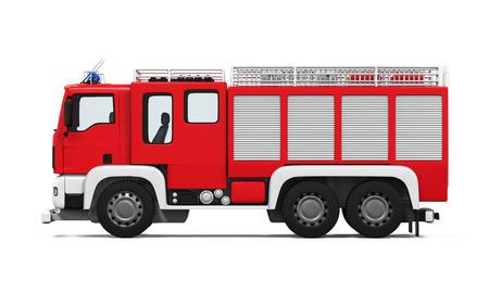 firetruck: Fire Rescue Truck