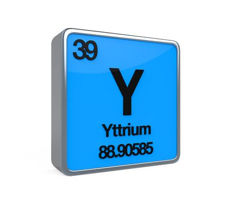noble gas: Yttrium Element Periodic Table