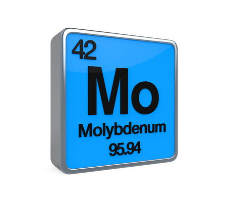 isotope: Molybdenum Element Periodic Table