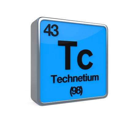 Technetium Element Periodic Table photo