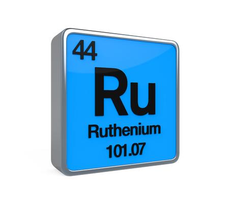 noble gas: Ruthenium Element Periodic Table