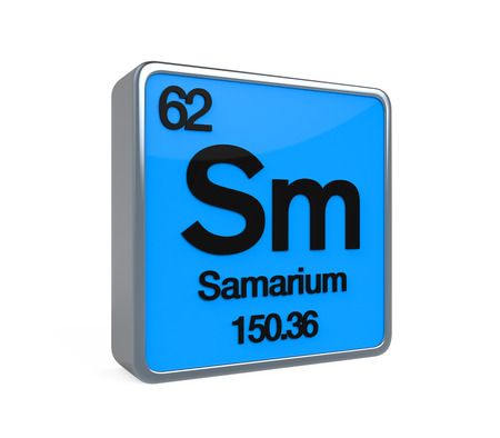 noble gas: Samarium Element Periodic Table