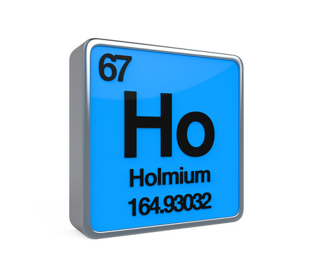 lanthanide: Holmium Element Periodic Table
