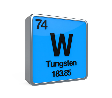 noble gas: Tungsten Element Periodic Table