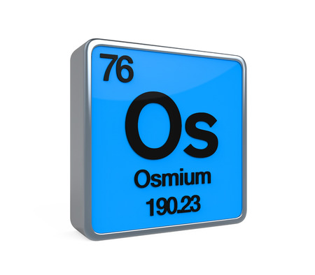 isotope: Osmium Element Periodic Table