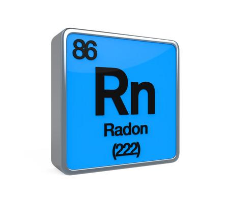 Radon Element Periodic Table photo
