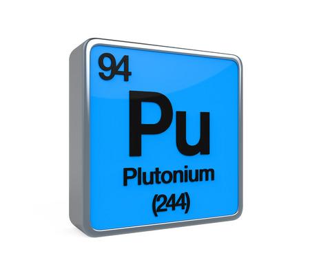 isotope: Plutonium Element Periodic Table