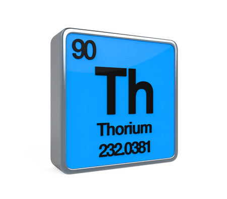 Thorium Element Periodic Table photo