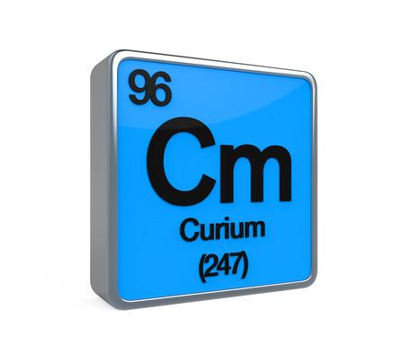 noble gas: Curium Element Periodic Table
