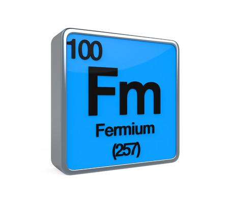 noble gas: Fermium Element Periodic Table