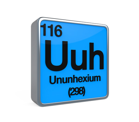livermorium: Ununhexium Element Periodic Table